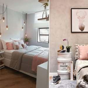 Dicas de como pensar, mobiliar e personalizar um quarto feminino