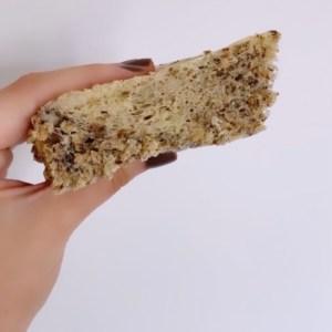 Receita: Pão Fit para o café da manhã ou lanche