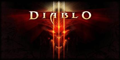 MMO Diablo 3 Logo