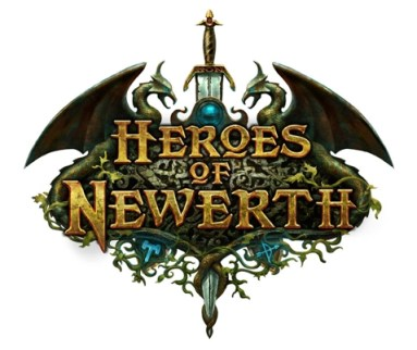 MMORPG Heros of Newerth Logo