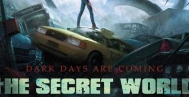 MMORPG The Secret World Logo