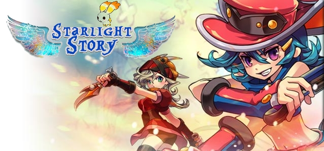 Starlight Story MMORPG Browser Aeria Games