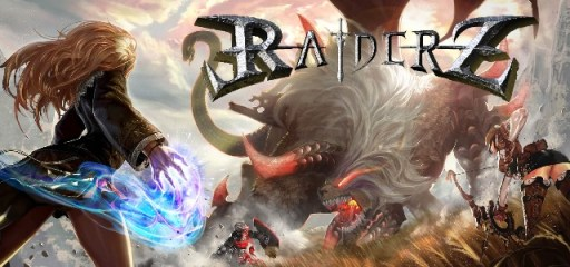 Raiderz MMORPG Lançamento