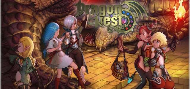 Dragon Nest MMORPG Capitulo 6 The Astral Coven Nexon Americana