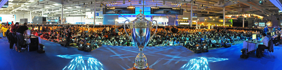 Intel Master World Championship League of Legends