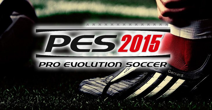 pes2015 konami futebol
