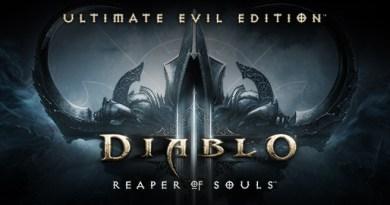 Diablo 3 Ultimate Evil Edition Reaper of Souls
