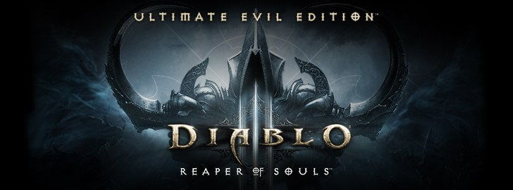 Diablo 3 Ultimate Evil Edition Reaper of Souls