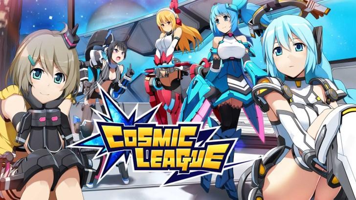Cosmic League Banner Closed Beta Europa MMORPG MMO RPG
