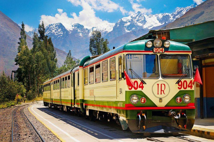 Resultado de imagem para viagem de trem inca