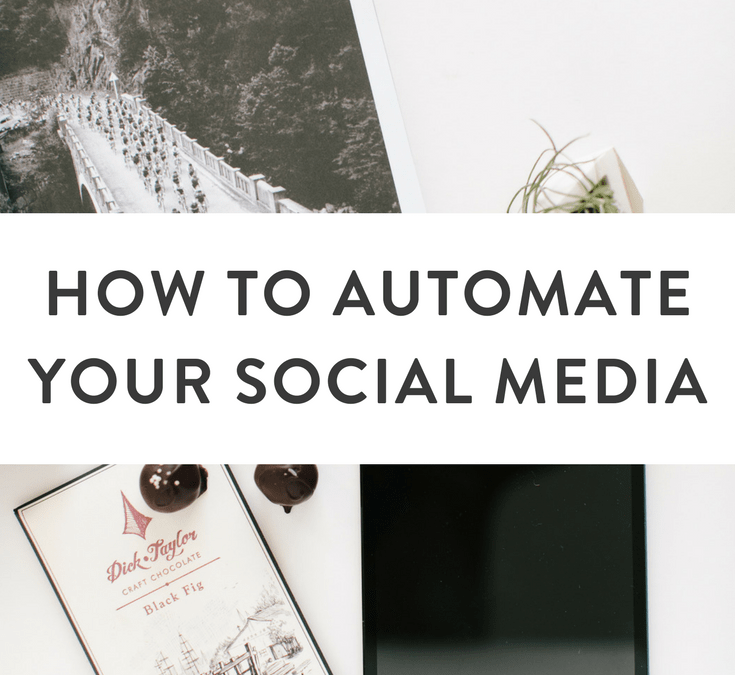 How to Automate Your Social Media and Save Hours