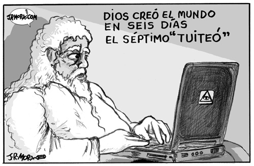 dios twitter