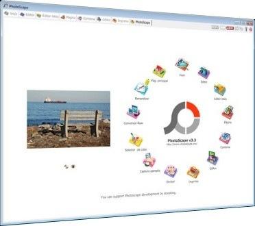 PhotoScape, una excelente herramienta para modificar imágenes rápidamente