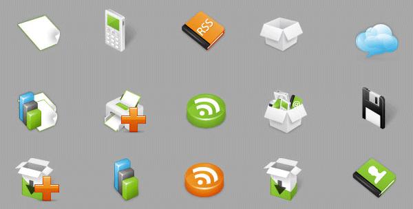 iconos-3d-realistas