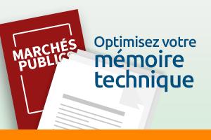 Optimisez votre mémoire technique