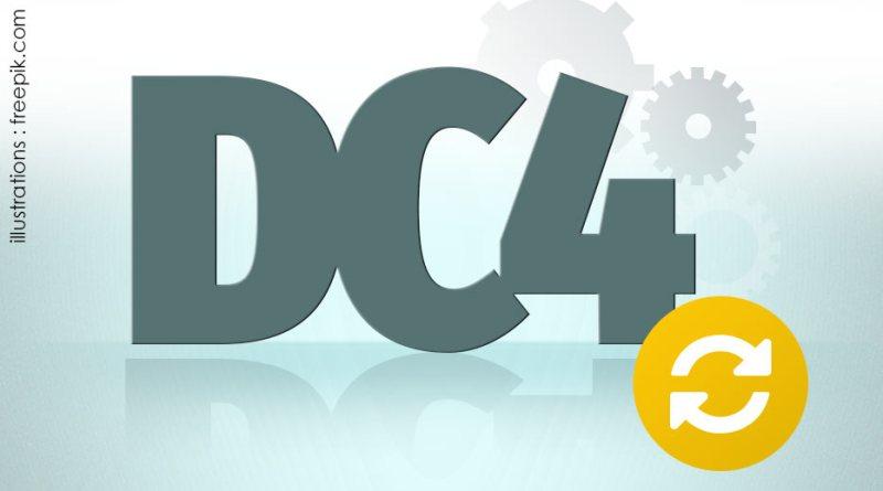 mise à jour DC4