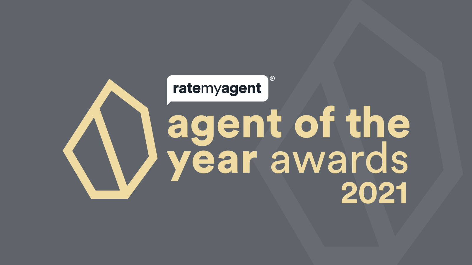 Award Assets | RateMyAgent 2021 Agent of the Year Awards