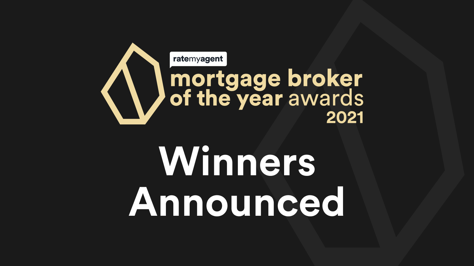 2021 Mortgage Broker of the Year Winners