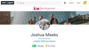 Make your RateMyAgent profile pop