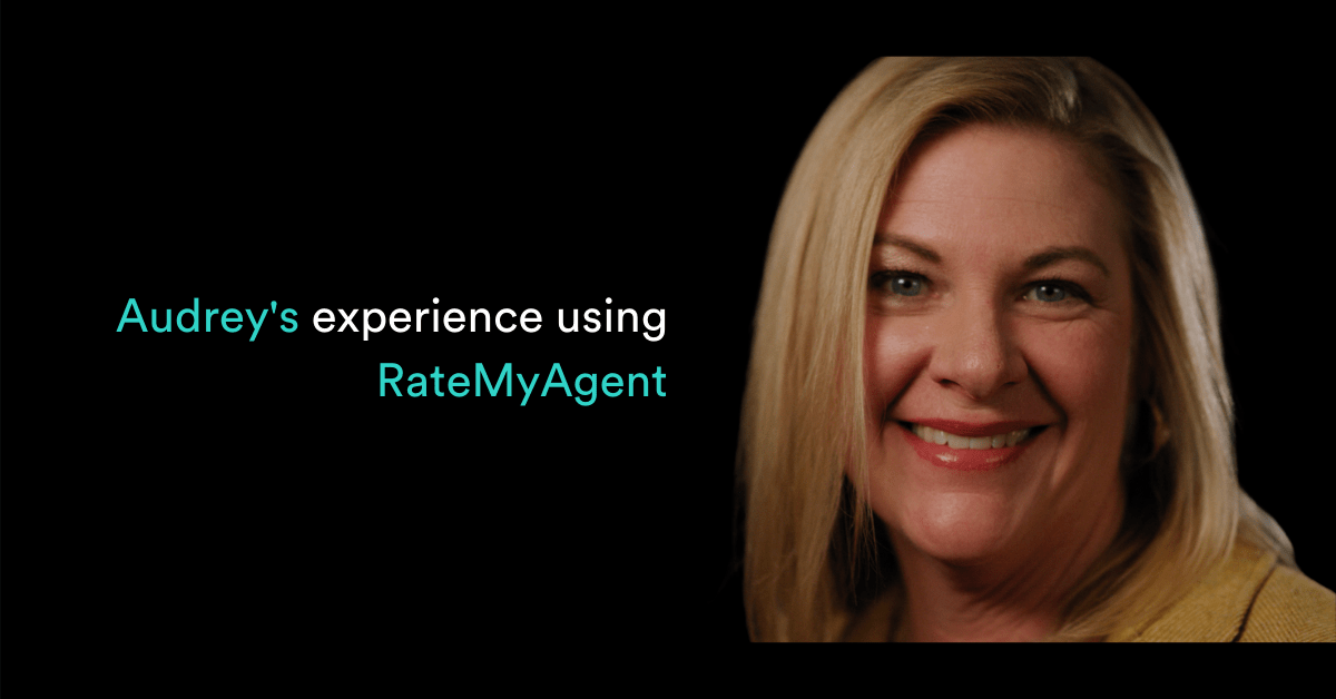 Audrey's experience using RateMyAgent