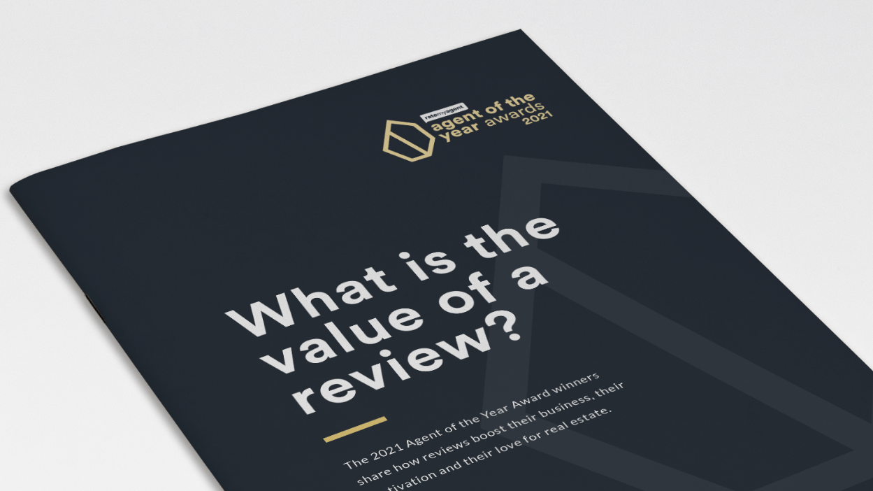 What is the value of a review? 7 top agents share all