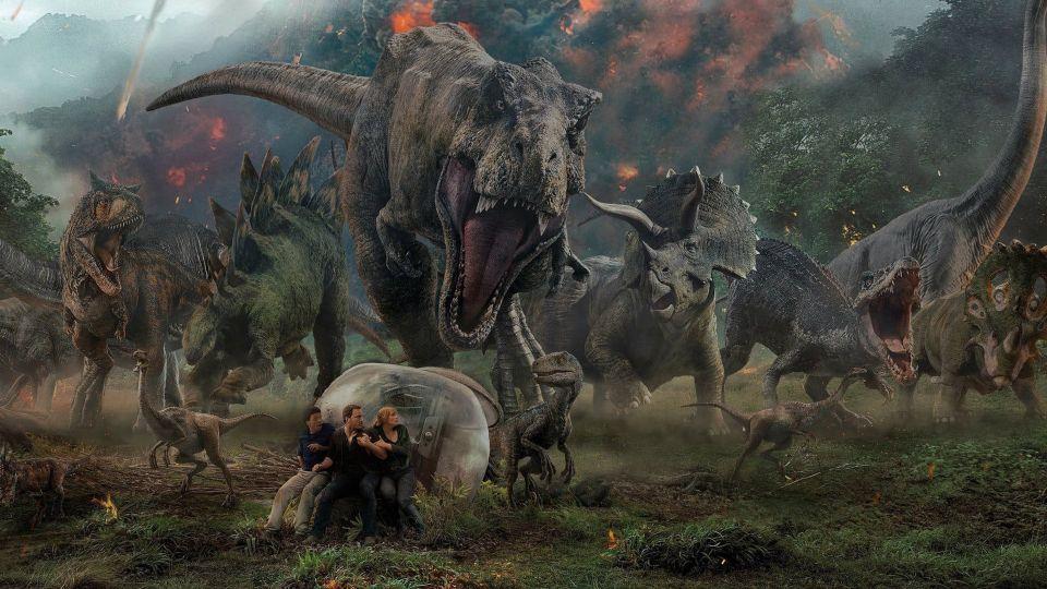 Jurassic World Dominic