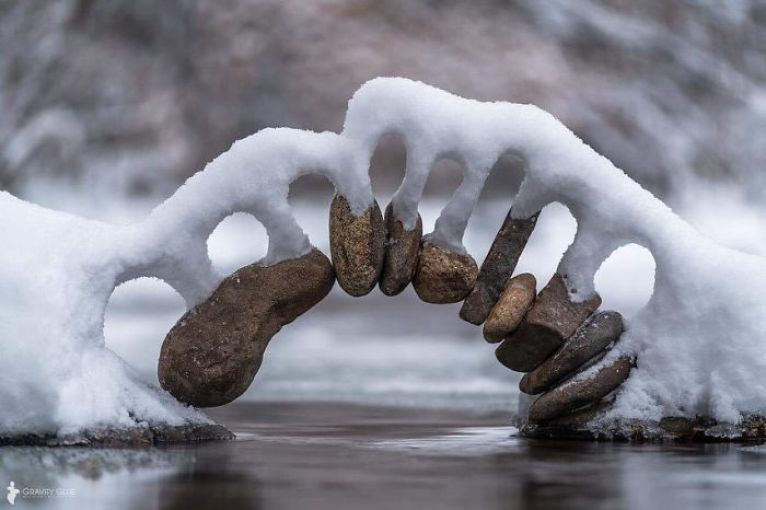 Kar Yagisi Sonrasi Medyana Gelen Ilginc Resimler 13