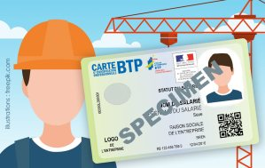 carte identification btp 2016