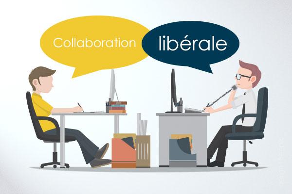 Collaboration libérale architecte