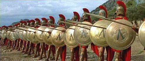 Greek-Hoplites