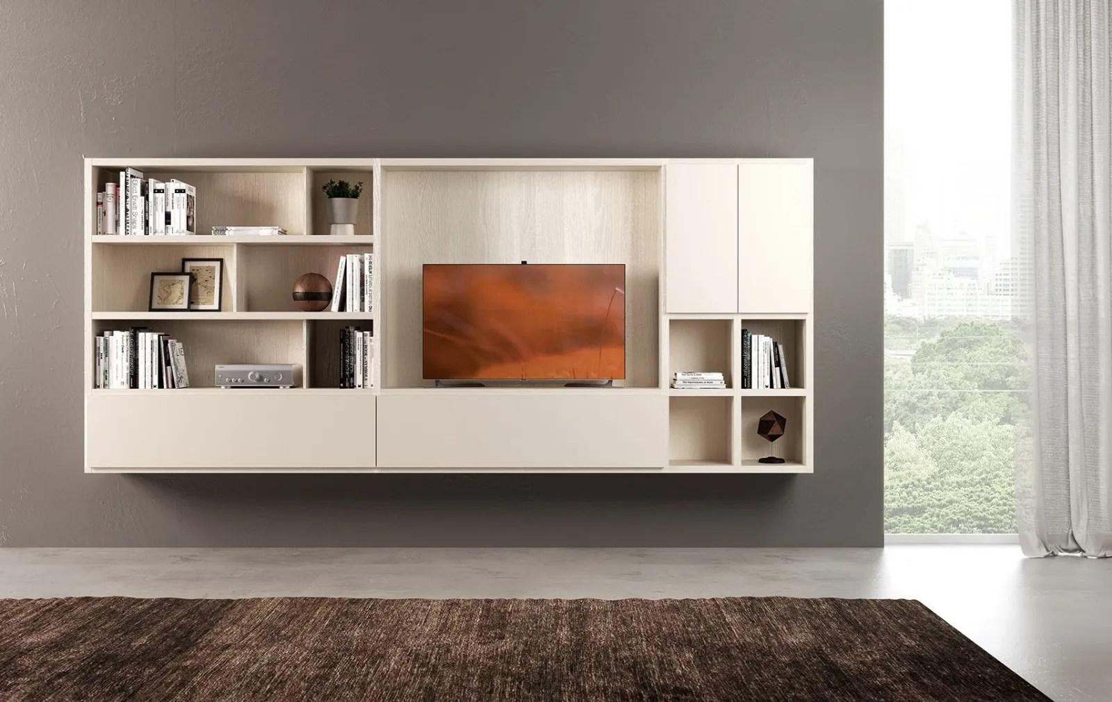 Mobile Soggiorno Sospeso Ikea | Pensile Soggiorno Sospeso ...