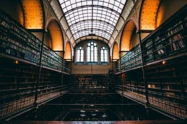 LA CHAÎNE DU LIVRE - La Bibliothèque - sublime