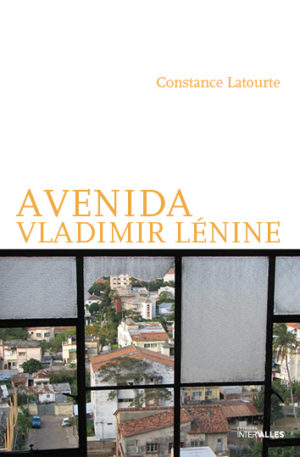 Avenida Vladimir Lénine - photo de couverture