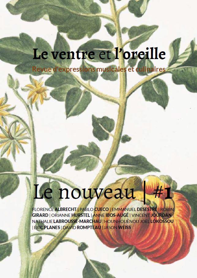 Le Ventre et l'Oreille  - couverture 1