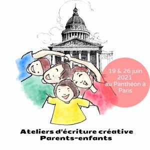 Ateliers d'écriture créative au Panthéon - Parents / enfants
