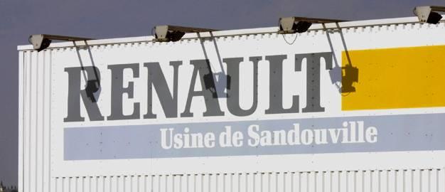 renault sandouville