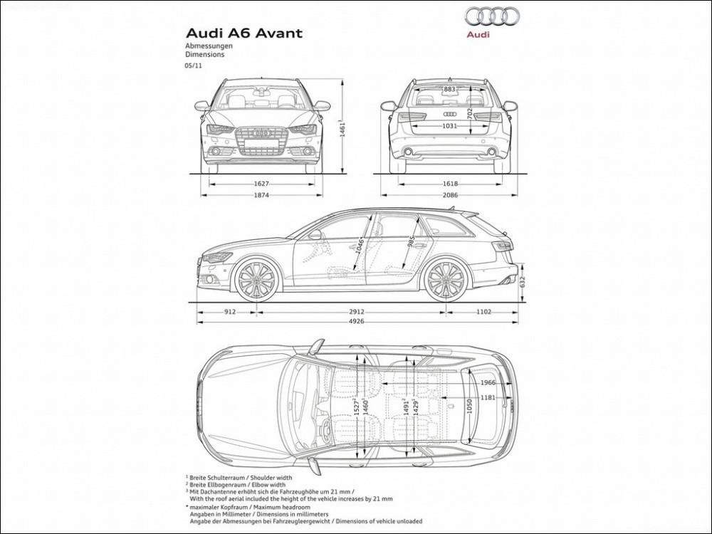 Manual K Audi A6