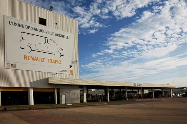 Renault Sandouville accueille le Trafic 2014