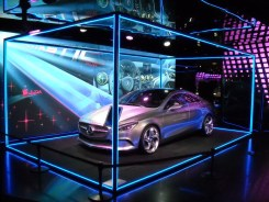 Mercedes Fantastic Gallery 2012