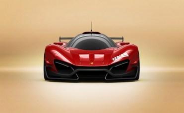 Ferrari by Samir Sadikhov