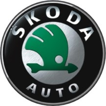 Logo Skoda 1998