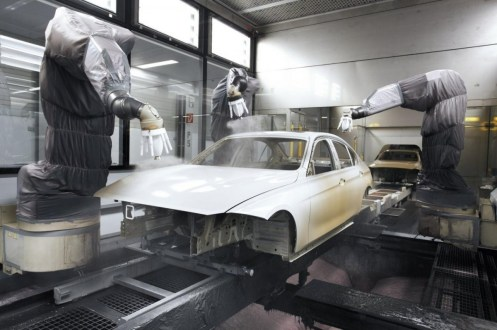 Production BMW Série 3 F30 (3)