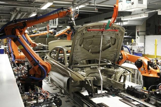 Production BMW Série 3 F30