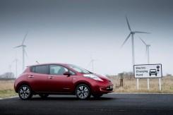 Nissan Leaf Spec Euro 2013