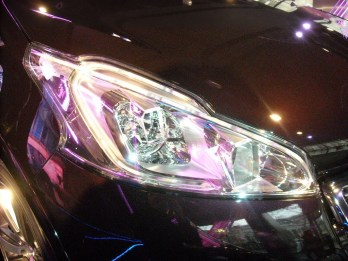 Peugeot 208 XY Light up the city (5)