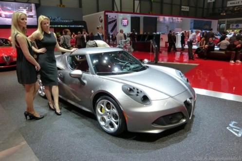 Genève 2013 Alfa Romeo 001