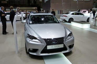 Genève 2013 Lexus 007