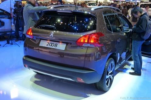 Genève 2013 Peugeot 007