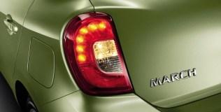 Nissan Micra restylée