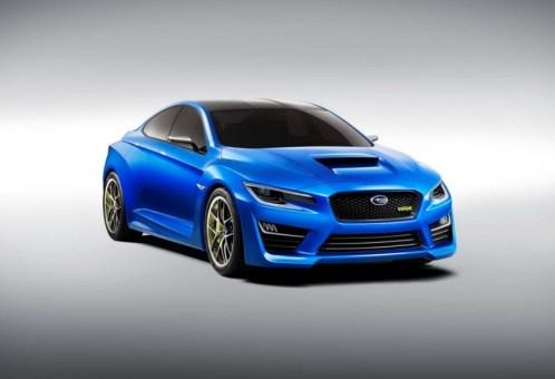 Subaru Impreza WRX Concept.1